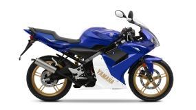 Yamaha TZR50 Yamaha Blue