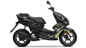 Yamaha Aerox R Naked Power-Black