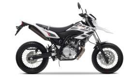 Yamaha WR125X Sports White