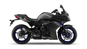 Yamaha XJ6 Diversion F Race-Blu