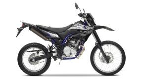 Yamaha WR125R Yamaha Black