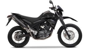 Yamaha XT660R Yamaha Black
