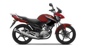 Yamaha YBR125 Red Spirit