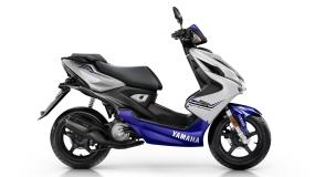 Yamaha Aerox R Race-Blu
