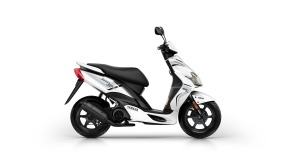 Yamaha Jog R Competition White