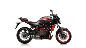 Yamaha MT-07 Moto Cage Matt-Grey