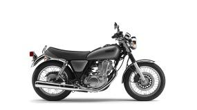 Yamaha SR400 Matt-Grey
