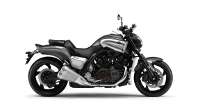 Yamaha VMAX Matt-Grey
