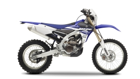 Yamaha WR250F Racing Blue
