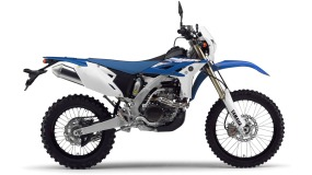 Yamaha WR450F Racing-Blue