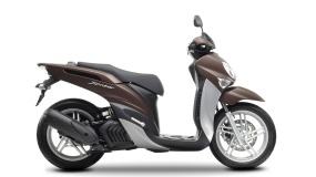 Yamaha X-Enter 125 Mocaccino Brown