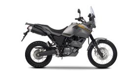 Yamaha XT660Z Tenere Matt-Grey