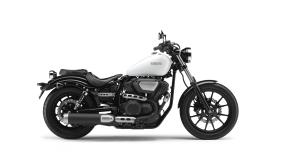 Yamaha XV950 Competition White