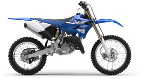 Yamaha YZ125 Racing Blue