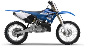 Yamaha YZ250 Racing Blue