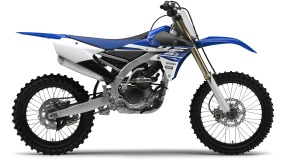 Yamaha YZ250F Racing Blue