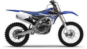 Yamaha YZ450F Racing Blue