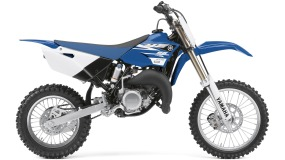 Yamaha YZ85 LW Racing Blue