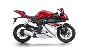 Yamaha YZF-R125 Racing Red