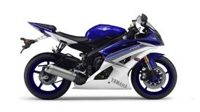 Yamaha YZF-R6 Race-Blu