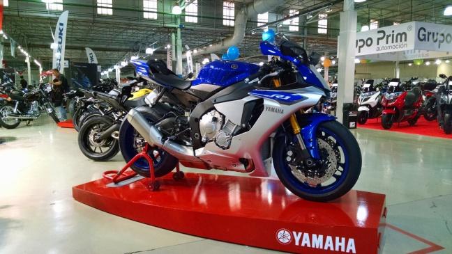 Yamaha YZF-R1 Altabix Motor Yamaha