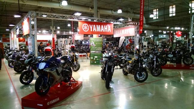 Feria Sobre2Ruedas 2015 Yamaha