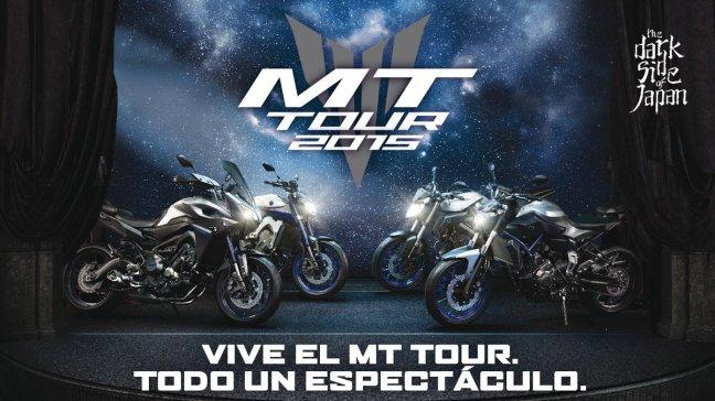 Yamaha MT Tour 2015