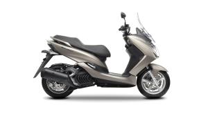 Yamaha Majesty S 125 Mat-Titan