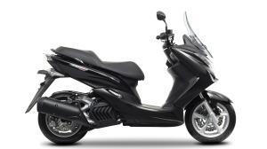 Yamaha Majesty S 125 Midnight-Black