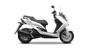 Yamaha Majesty S 125 Silky-White