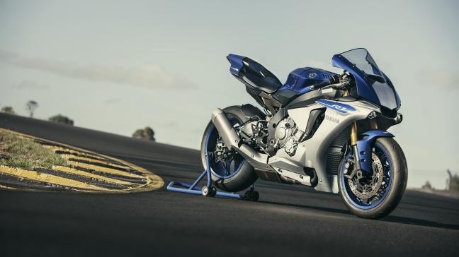 Yamaha YZF-R1 Race-Blu