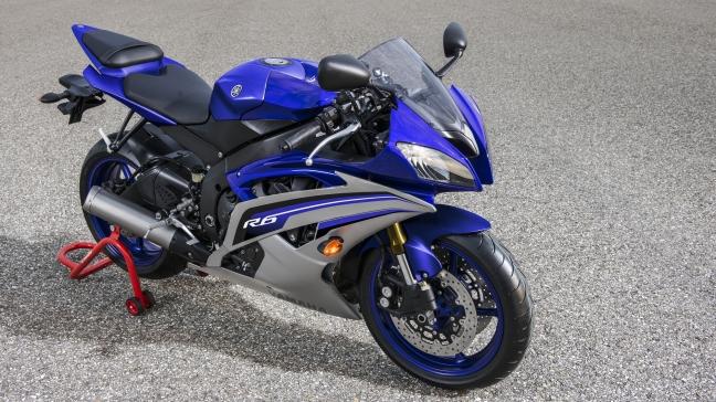 Yamaha YZF-R6 Race-Blu 2016